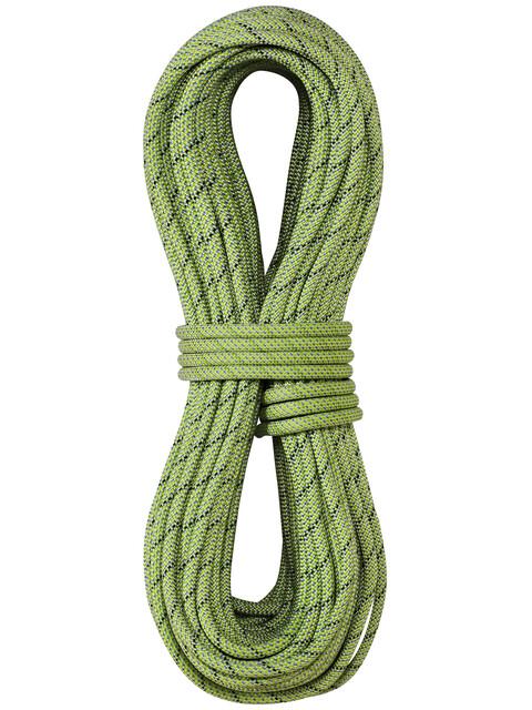 Edelrid Anniversary DT Klatrereb 9,7mm 70m med pose grøn
